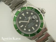 Gents Rolex Submariner Oyster Perpetual Steel on Bracelet