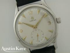 Gents Omega Automatic Steel on Strap