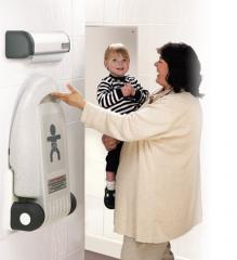 Wall Mounted Changing Tables