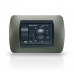 Flush Mounting Electronic Room Thermostat 3