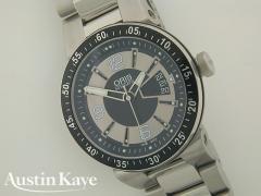 Gents Oris Williams F1 Steel Automatic on bracelet