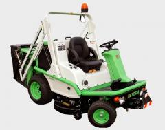 Etesia H124D High-lift - Ex Demo Tractor