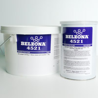 Belzona 4521 (Magma-Flex Fluid) Expansion joint