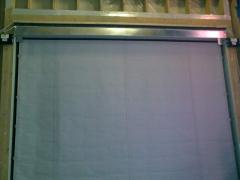 Smoke Seal Curtains