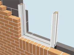 FlameBlok: fire rated cavity closers for 50-150mm