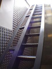Steel Skids - with or without steps