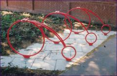 Cycle Stands and Barriers