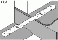 Stainless Steel Strip Wall Ties