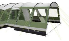 Outwell Montana 6 Front Extension Tent