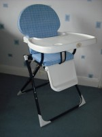 Baby Club Compact Highchair