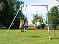 Double Giant Swing Frame