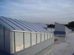 Terned Stainless Steel