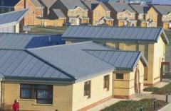 Zinc Roofing Materials