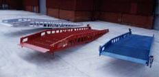 The Titan range of mobile yard ramps