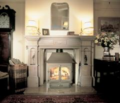 Clearview 650 Woodburning Stove