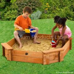 Small Octagonal Sandpit
