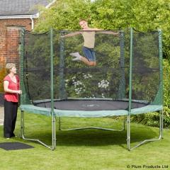 Plum 8' trampoline