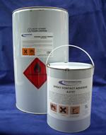 Sprayable Contact Adhesive - 25 Litres