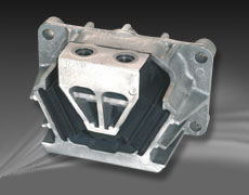 Conventional Engine and Transmission Mounts