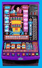 Club jackpot machines