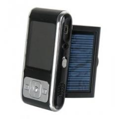 Powerplus Toucan Solar Media Player