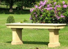 Acanthus Bench