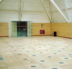 Natural Timber Finish Flooring