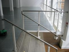 Carrino Steel Medium Grade Flooring