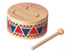 Plan Toys Solid Drum 6404