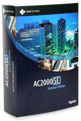 AC2000 Standard Edition access control system