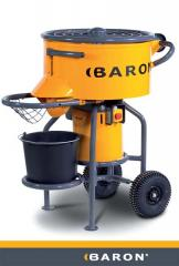 Baron M110 - 110L, forced action mixer, 1.1KW,