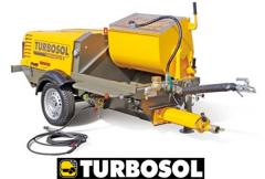 TURBOSOL Pro H Hydrotonic - Plastering machine
