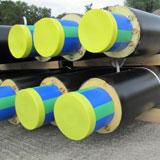 CPV's Aqua pre-insulated pipe systems