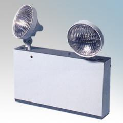 Voyager Industrial Emergency Twin Spot Luminaire
