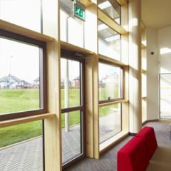 Dortechs Hybrid Curtain Wall Suite