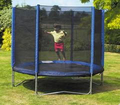 Big Bouncer Trampoline