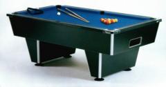 UK 8 Ball Club Pool Table