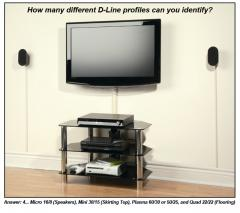 TV Cable Management Systems