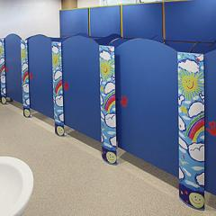 Imp toilet cubicles