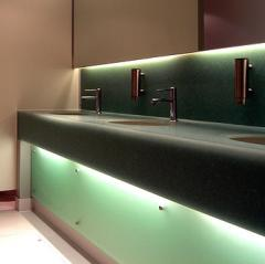 Bespoke Illuminated Vanity Unit