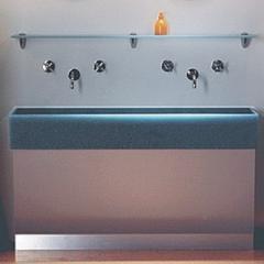 Levada vanity trough