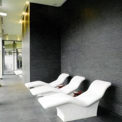 Tiled Loungers