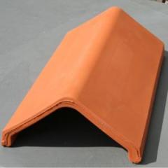 Clay Universal Plain Ridge Terracotta