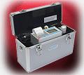Gas Analyser in portable case