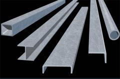Pultruded Fibreglass Profiles
