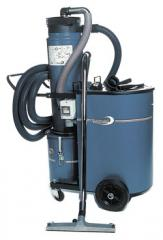 I-line very low sound emissions dust extractors