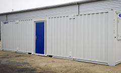 Anti-Vandal Portable Offices