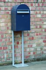 Outdoor Post Box Stand