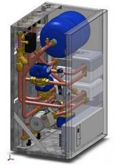 Twin Plate Heat Interface Units