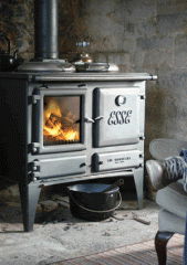 Ironheart - Multi-fuel cooking stove